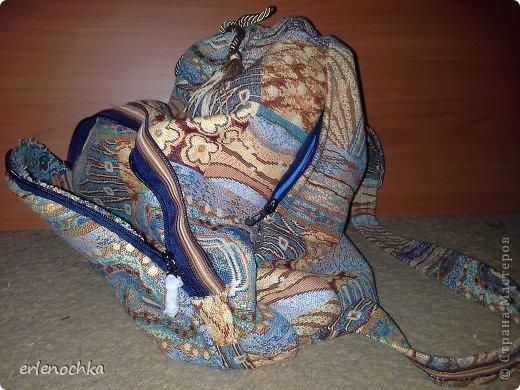 Рюкзак для пляжа фото 1