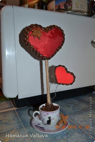Кофейные валентинки фото 3