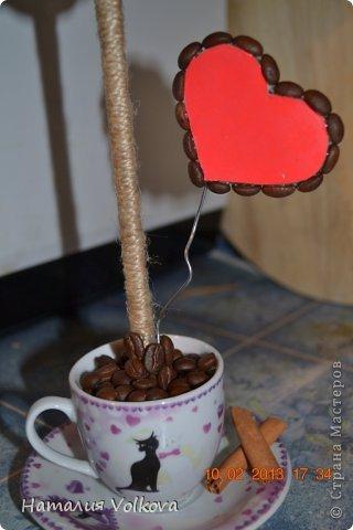 Кофейные валентинки фото 4