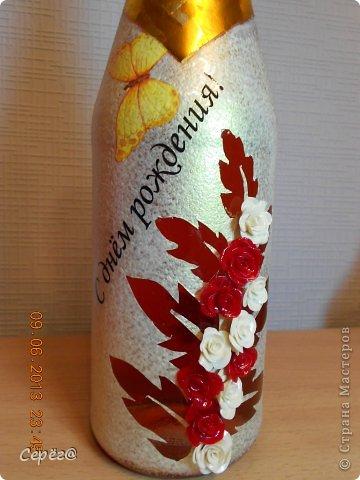 И снова подарочные бутылки фото 2