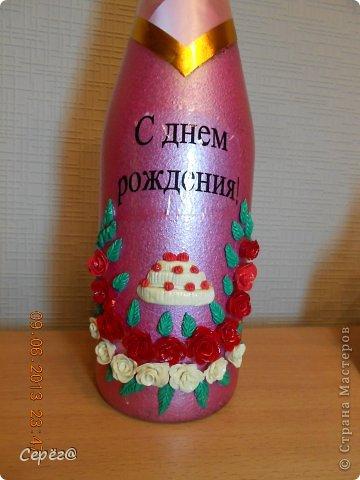 И снова подарочные бутылки фото 3
