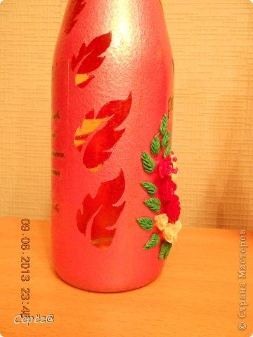 И снова подарочные бутылки фото 6