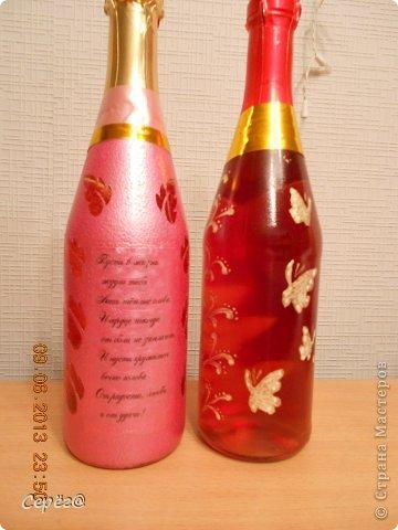 И снова подарочные бутылки фото 8