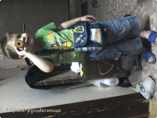 Очень хотела выложить штанишки, которые сшила сыну, но вот фото найти не могу, придется еще раз ему позировать... А так как время уже позднее перенесем на завтра. А так как выложить хочется уже сегодня :), выкладываю сумочки, которые пошила, эта для девочки фото 6