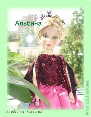 Сшила Альбине красивую блузочку- по очень простой выкройке. фото 1