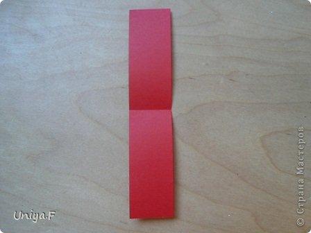 """Здравствуйте!  Следующий МК из серии """"Цветущие ленты"""".  Name: Senorita collection """"Ribbon Flowers""""  Designer: Uniya Filonova  Units: 30  Paper: 3*15 cm (1:5) Final height: ~ 9,5 cm  Joint: no glue фото 2"""