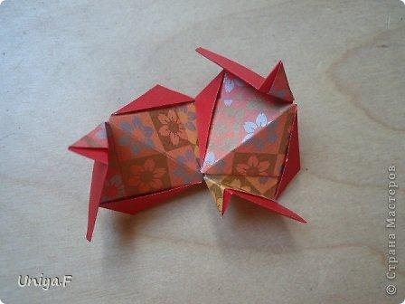 """Здравствуйте!  Следующий МК из серии """"Цветущие ленты"""".  Name: Senorita collection """"Ribbon Flowers""""  Designer: Uniya Filonova  Units: 30  Paper: 3*15 cm (1:5) Final height: ~ 9,5 cm  Joint: no glue фото 25"""