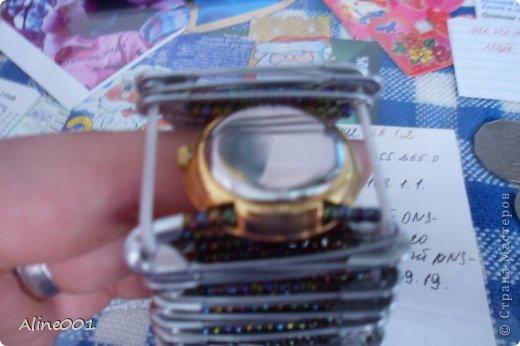 это и есть мой первый барслет(часы) фото 4