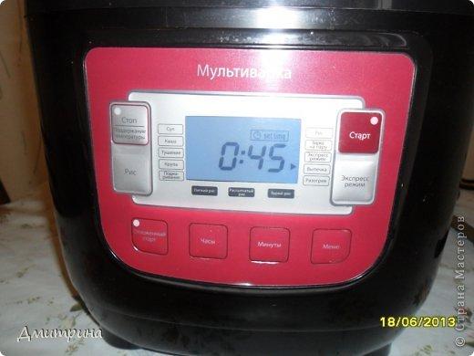 Вот такой вкусный пирог можно приготовить за час, 15 мин подготовка и 45 мин выпечка в мультиварке. Нежный пышный воздушный бисквит без соды и дрожжей! фото 11