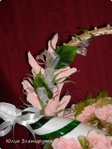 Вот она,моя красавишна на свадьбу для друзей)) фото 12
