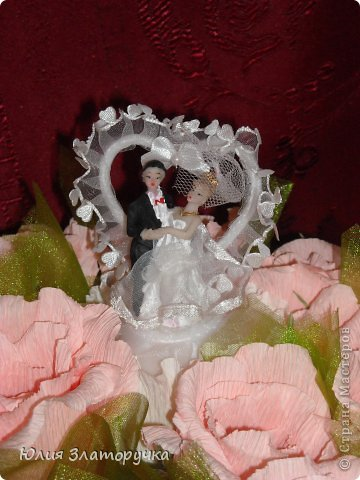 Вот она,моя красавишна на свадьбу для друзей)) фото 13