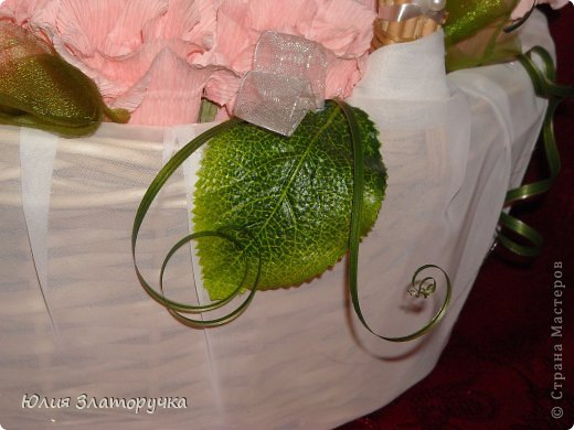 Вот она,моя красавишна на свадьбу для друзей)) фото 14