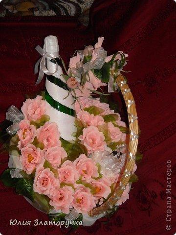Вот она,моя красавишна на свадьбу для друзей)) фото 15