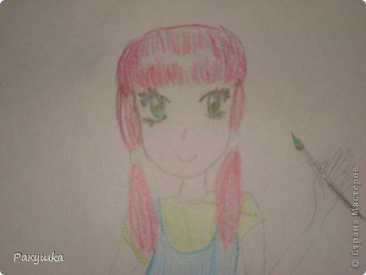 Вот такие ужасные рисунки у меня получились...  фото 3