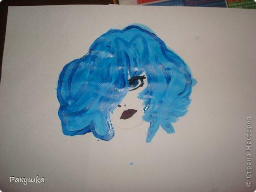 Вот такие ужасные рисунки у меня получились...  фото 4