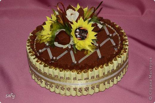 Этот тортик сделан мужчине на 60 лет фото 1