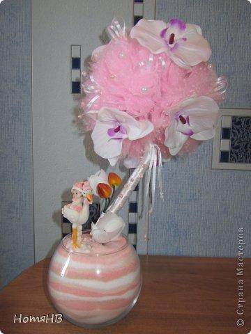 Подарок тёте в честь рождения первой внучки))))