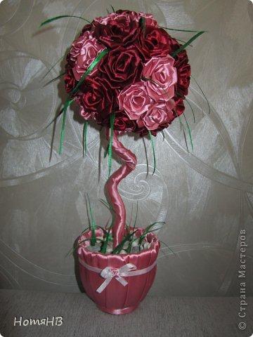 Вот такое розовое деревце)))
