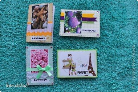 Доброе время суток мастерицы СМ! Вот продолжаю свою коллекцию обложек на паспорт (может где то и будут повторюшки...))) фото 2