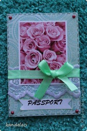 Доброе время суток мастерицы СМ! Вот продолжаю свою коллекцию обложек на паспорт (может где то и будут повторюшки...))) фото 3