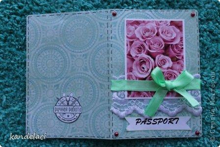 Доброе время суток мастерицы СМ! Вот продолжаю свою коллекцию обложек на паспорт (может где то и будут повторюшки...))) фото 4