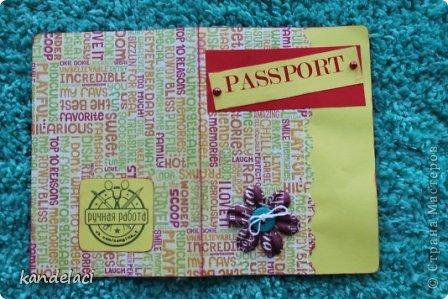 Доброе время суток мастерицы СМ! Вот продолжаю свою коллекцию обложек на паспорт (может где то и будут повторюшки...))) фото 12