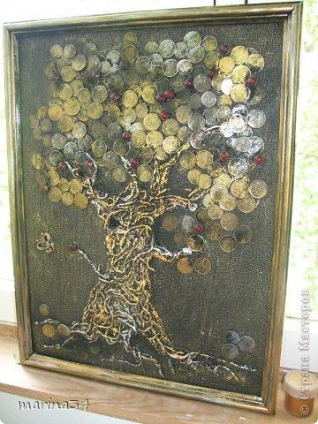 вот и мне захотелось иметь у себя в коллекции такое деревце
