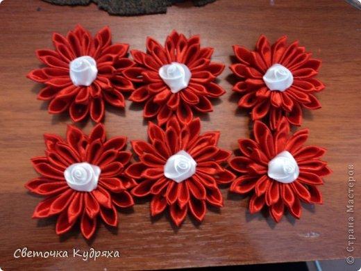 Вот такие цветы приготовила для моих подруг на свадьбу фото 1