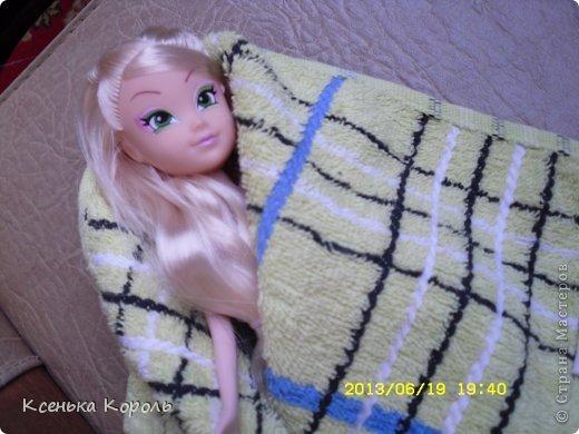 Это спальный комплект сшит для Элечки.  фото 4