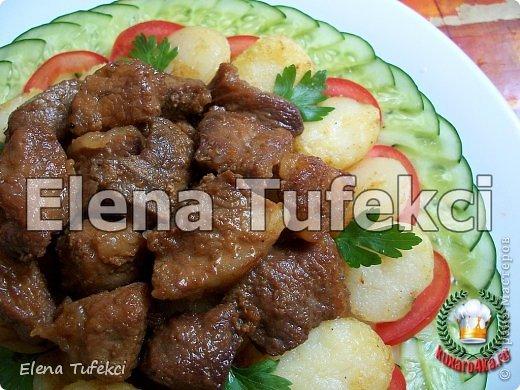 Первый раз готовила мясо в таком маринаде. Свинина «Эльдорадо» получилась просто бесподобно богатой на вкус, нежной, изысканной, потрясающей. Обязательно приготовьте, рекомендую! фото 2