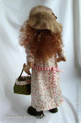 Не буду много писать.  Просто  новый образ  моих кукол.  Серия  Шарж.  фото 5