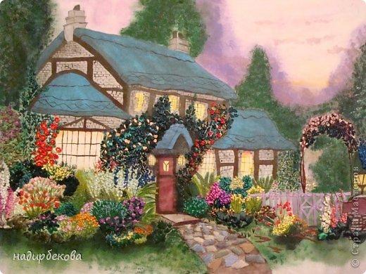 домик кинкейда...люблю его домики и это навсегда фото 1