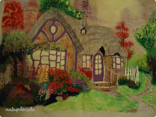 домик кинкейда...люблю его домики и это навсегда фото 3
