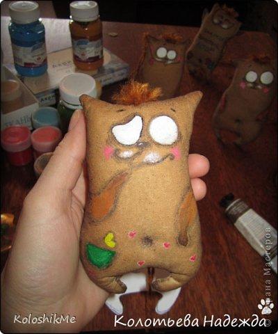Игрушка Куклы Мастер-класс Шитьё Как я их делаю  кофейные позитивчики Краткий экскурс  фото 26