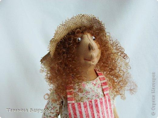 Не буду много писать.  Просто  новый образ  моих кукол.  Серия  Шарж.  фото 6