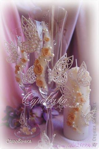 Обещанные бабочки прилетели)) фото 9