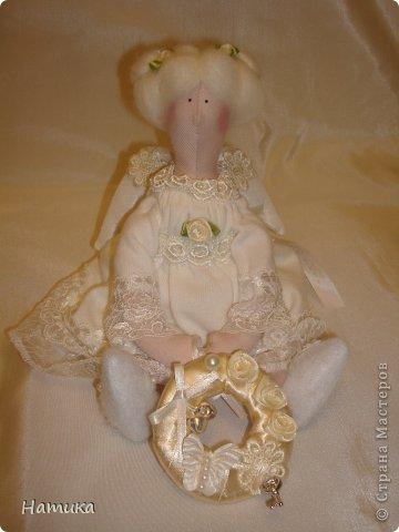 Ангелочек в стиле Тильда. Зофия. фото 1