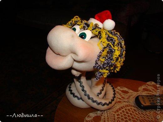 Посмотрев МК Ауловой Елены https://stranamasterov.ru/node/418227#comment-5126336 сделала змейку, а потом вторую и третью и т. д. Конечно получилось не так ярко и красиво как у Елены, но я ведь только учусь. У меня все впереди!!!))))) фото 8
