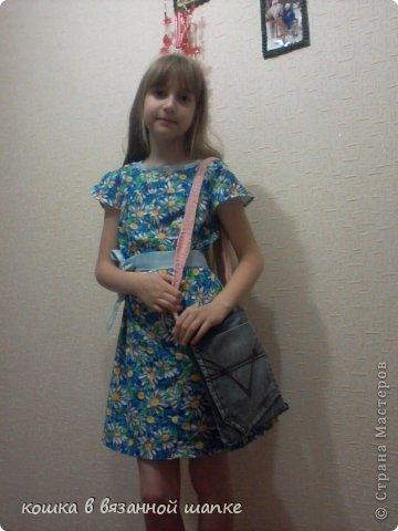 Это платье мне сшила бабушка  фото 2