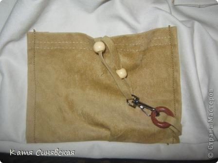 Сшила себе новенькую сумочку на лето.Сумочка сшита из тонкого джинса(роспорола старые брюки,которые стали на меня слишком большие) и кусочков замши. фото 31