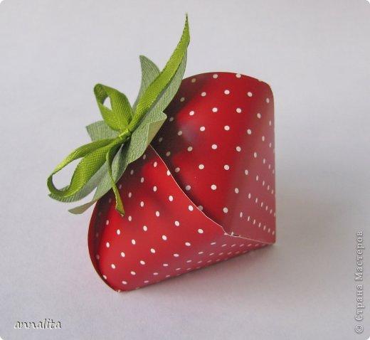 Объемные ягоды своими руками