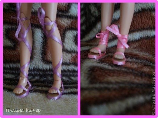 Сегодня я покажу как сделать такие сандалики))))) фото 1