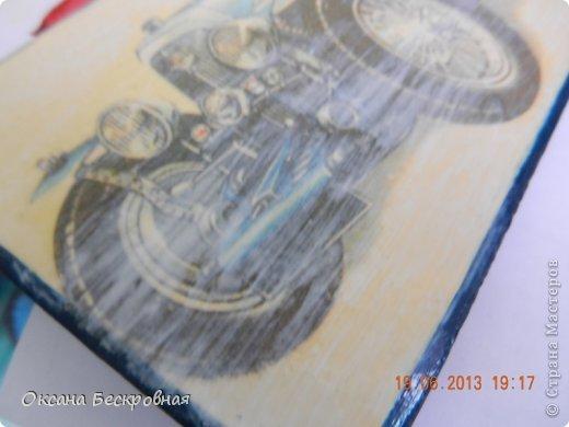 Материалы и инструменты Декупаж Crackle Medium фирмы Stamperia Дерево фото 2