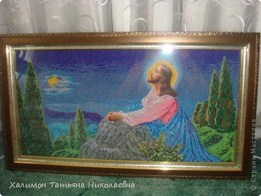 Иисус на оливковой горе фото 4