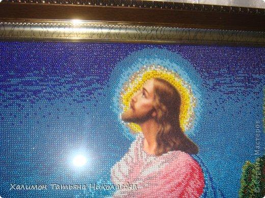 Иисус на оливковой горе фото 2