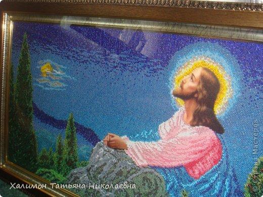 Иисус на оливковой горе фото 3
