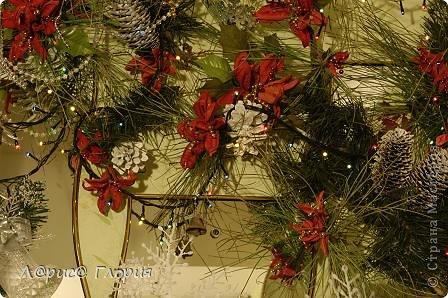 Мастер-класс Флористика Ассамбляж Цветок из плода ириса петушка Материал природный фото 13