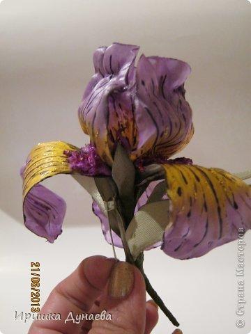ирисы и лили фото 1