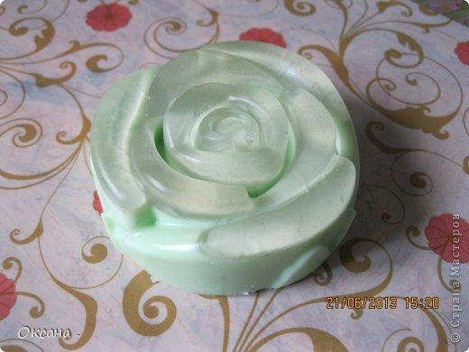 Моё первое мыло! фото 1