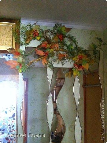 Мастер-класс Флористика Ассамбляж Цветок из плода ириса петушка Материал природный фото 12
